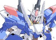 Gundam Destiny Sky Yanase