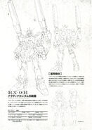 Narrative Gundam B-Packs Lineart and Info