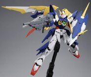 XXXG-01Wfr-A Gundam Fenice Rinascita Alba (Gunpla) (Action Mode 1)