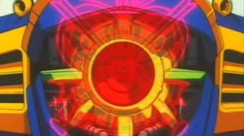 045 GF13-017NJII Burning Gundam (from Mobile Fighter G Gundam)