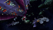 Battlefield Record Avant-Title OVA 06