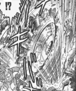 Bugs F91 Manga
