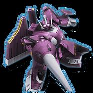 Gundam Diorama Front 3rd XM-05 Berga Giros