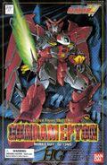 OZ-13MS Gundam Epyon - Boxart