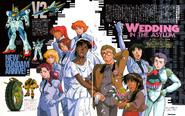 Victory Gundam Wedding Asylum