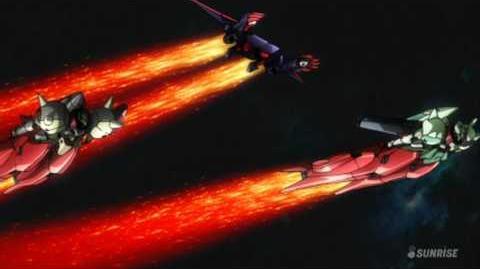 138 GNZ-007 Gaddess (from Mobile Suit Gundam 00)