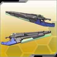 GN Sword II Blaster