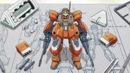 RGM-86RBM GM III Beam Master (Episode 15) 01