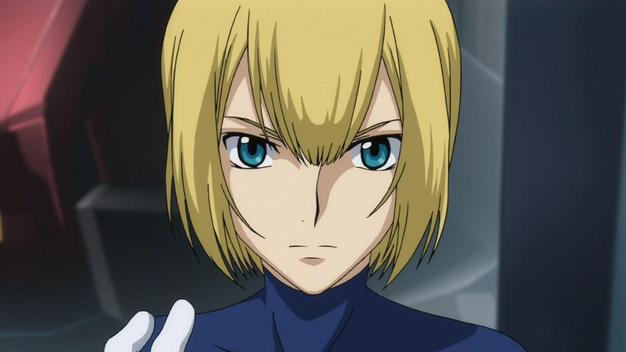 Louise Halevy Gundam 00 Wiki Fandom Powered By Wikia