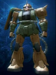 Garma Custom Zaku II