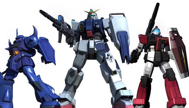 Mobile Suits   Gundam Battle Operation Wiki   FANDOM powered