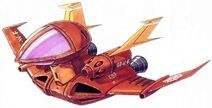 MS-07W ドップコア