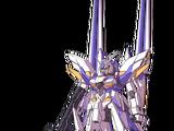 MSN-001X ガンダムデルタカイ