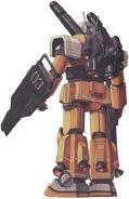 RX-77-3D-B