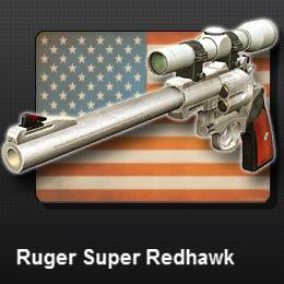 Ruger Super Redhawk