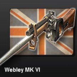 Webley MK VI