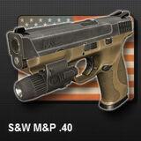 S&W M&P .40
