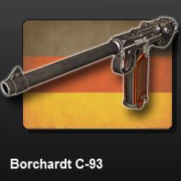Borchardt C-93
