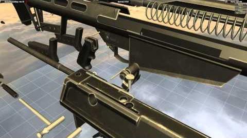 Barret M107