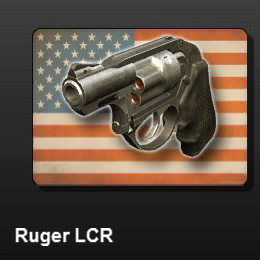 Ruger LCR