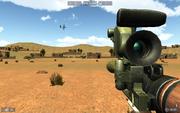 Shooting 10 RPG-7.4