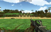 Shooting 8 M16 A1.4