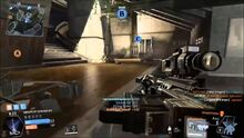 Kraber gameplay titanfall