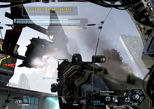 TITANFALL QUAD ROCKET GAMEPLAY