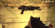 RAY GUN PICK UP