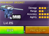 MIB Noisy Cricket (Respawnables)