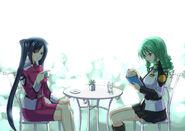 Rei and Sophia