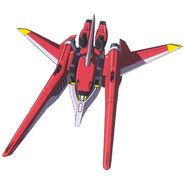 ZGMF-X23S Saviour Gundam MA Mode