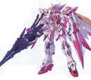 XXZG-00W1 Gundam Wing Zero Sakura