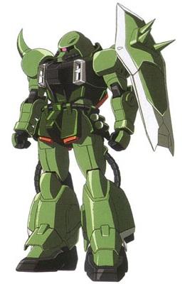 ZGMF-1000 ZAKU Warrior