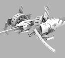 """SMJ-06II-G/X High Mobility Mobile Armor """"Ikaruga"""""""