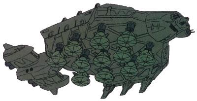 Caravan/Danube-class | Gundam Fanon Wiki | FANDOM powered by