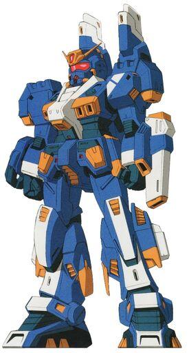 RAG-79-G1 Waterproof Gundam Harmony of Gundam Version