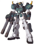 XXXG-01H2 Gundam Heavyarms Kai EW
