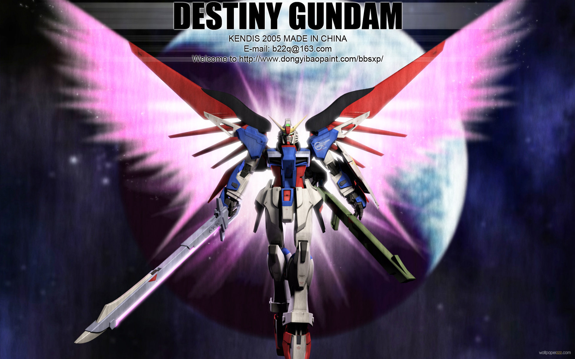 Gundam Seed Destiny wallpaper called Gundam Seed