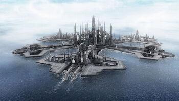 City of Atlantis by AntikerSG P