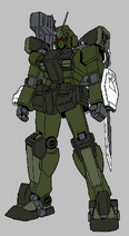 PF-78-4R Perfect Gundam IV