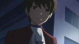 Keima with no any glasses