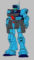 GM Sniper Heavy Armor