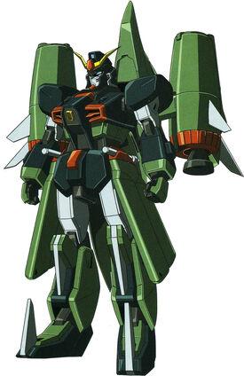 ZGMF-X24S Chaos Gundam