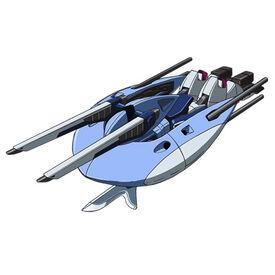 ZGMF-X31S Abyss Gundam MA Mode