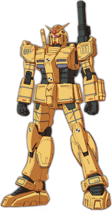 RX-78-01[N] Gundam Local Type (Rollout Color) (Transparent)