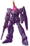 RX-0 Unicorn Gundam 02 Banshee Novel Version