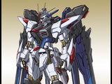 ZGMF-X30A Gundam Exalted Freedom