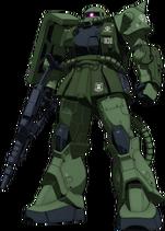 MS-06C-6 R6 Zaku II