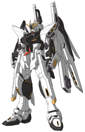 ZGMF-X410T Liberty Gundam
